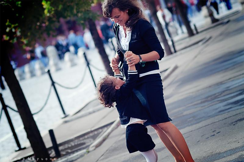 Фотосессия мама с дочкой. Фотограф Ирина Марьенко. Fotostomp.ru
