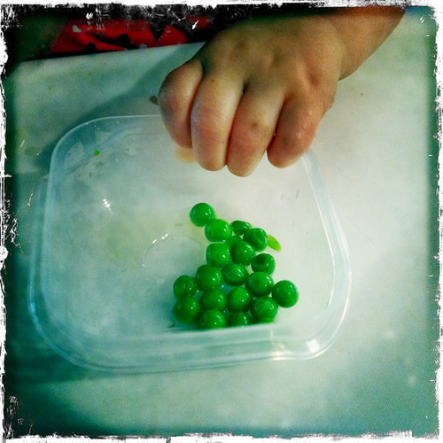 August 10: Green Peas