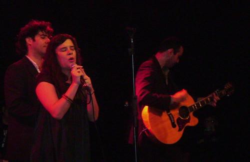 Cabaret tocando Nick Cave - 26/08/10