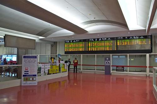 TPE arrivals lounge (Terminal 1)