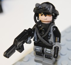 Lego Spec-Ops Agent (Spartan-134) Tags: war call lego duty halo ama agent reach gears spec ops brickarms odst brickforge