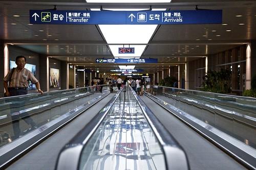 ICN transfer corridors