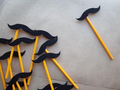 MustachePencils