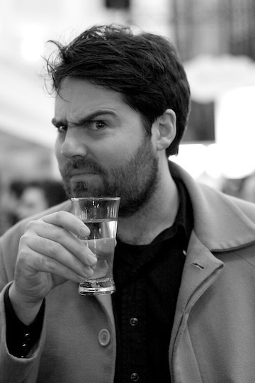 Samuel Flynn Scott at Beervana 2010