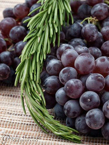 Rosemary and Grapes
