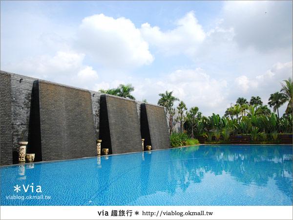 【台南住宿】我在台南遇見峇里島‧桂田酒店8