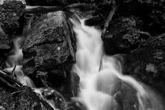 anna ruby falls (ash) Tags: park bw anna white black water ga georgia relax waterfall cool nice rocks long exposure state north calming peaceful falls helen flowing ruby unicoi