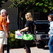 Move-in day for first-year students