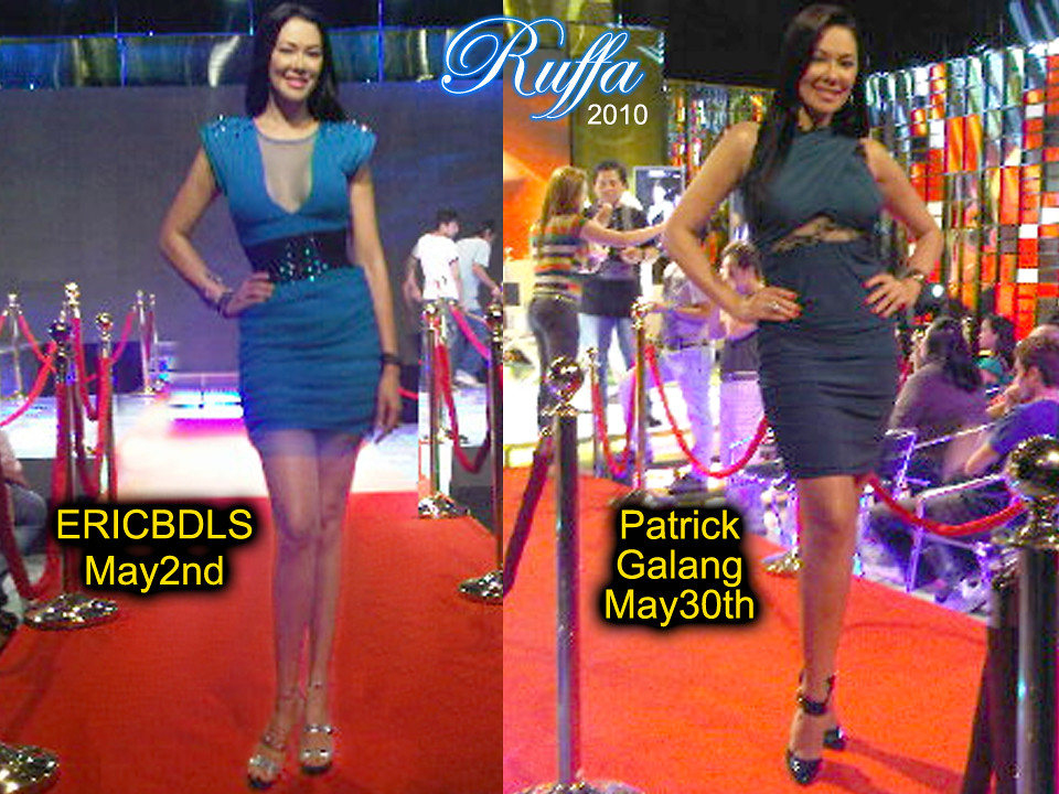 Ruffa Host of TV5 Star Factor Premieres 12Sept2010