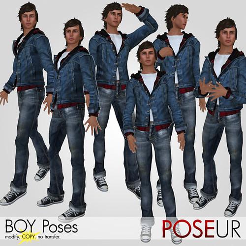 POSEUR