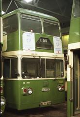 086  1990-03-25   KSX694N New Street (VV773) Tags: street new sol edinburgh scottish depot eastern smt daimler fleetline ecw ksx694n