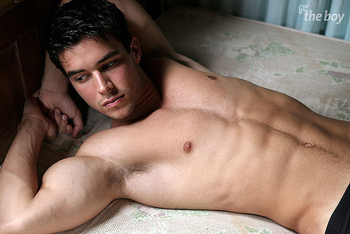 hot brazilian shirtless male model