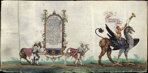 Triumph of Emperor Maximilian I