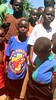 Orphans get new clothing (dreamofachild) Tags: poverty children village african poor orphan orphanage uganda humanitarian villagers eastafrica pader ugandan northernuganda kitgum humanitarianaid aidsorphans waraffected childcharity lminews