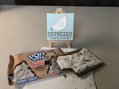 Dunkin' Donuts Pop Tart (Kodamakitty) Tags: dunkindonutspoptart dunkindonuts poptart