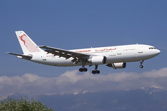 TS-IPA GVA 20-4-2000 (Plane Buddy) Tags: tsipa airbus a300 605r tunisair gva geneva