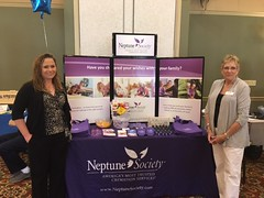 Neptune Society Jacksonville, FL - Fleet Landing Health and Fitness Expo