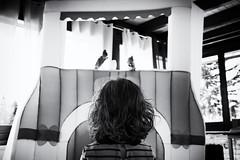 Marionette (Michele Fini) Tags: marionette bimbi palcoscenico teatro monocromatico spettatore
