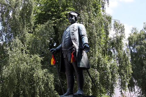Fan Wilhelm I.