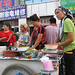 Turpan food stall