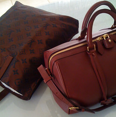 Cabas Escapade & SC Jasper (deluxeduck) Tags: sc bag jasper sofiacoppola limitededition vuitton escapade louisvuitton cabas