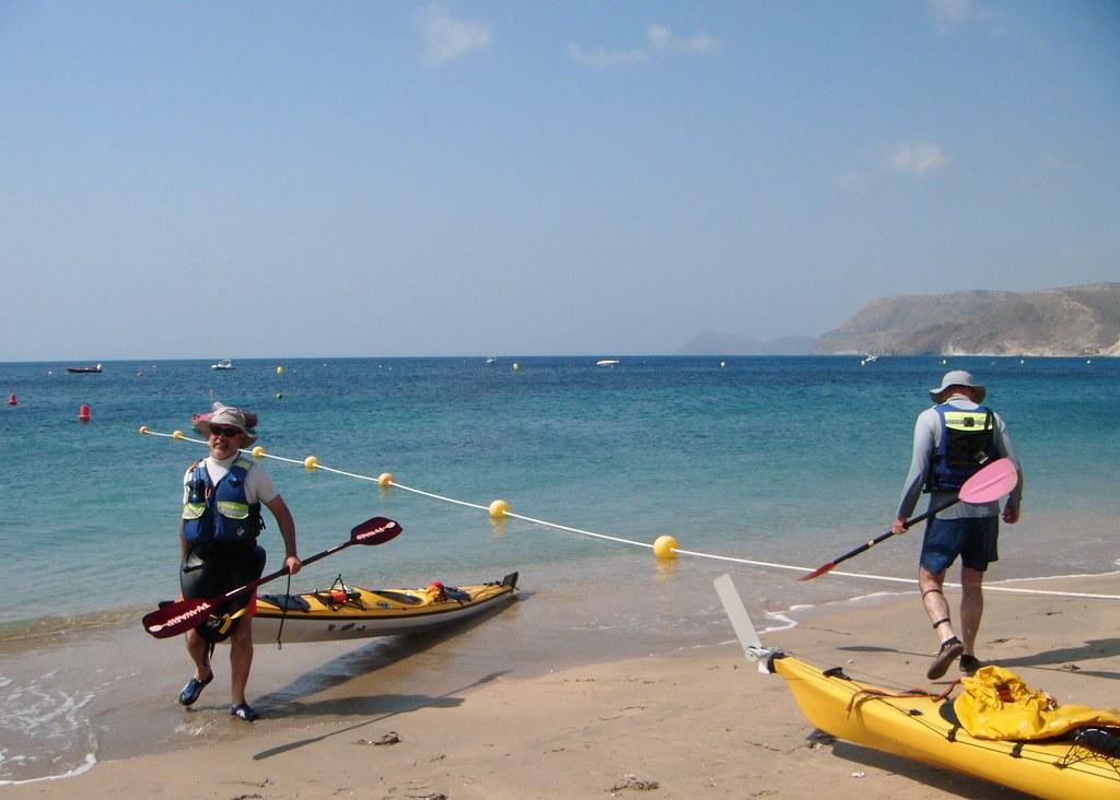 Cabo de Gata en kayak 646