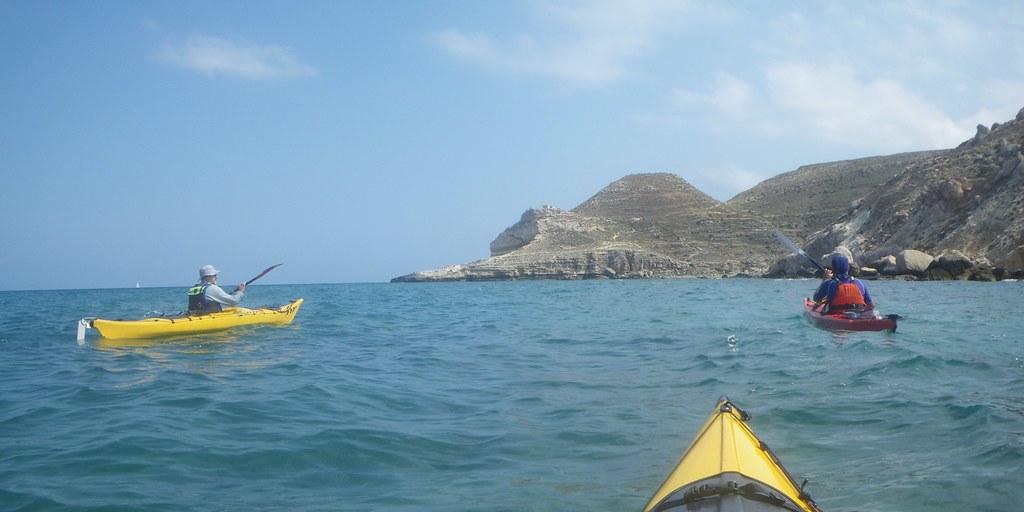 Cabo de Gata en kayak 253