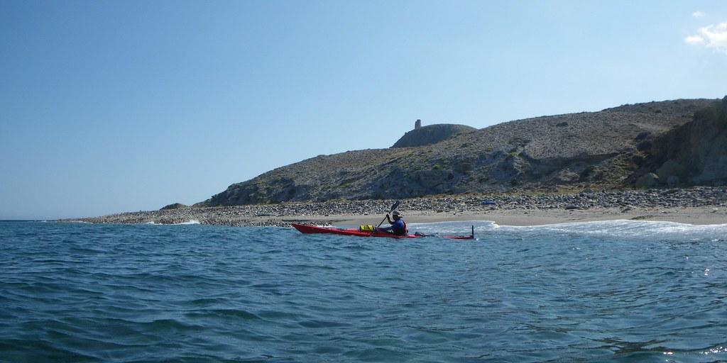 Cabo de Gata en kayak 049