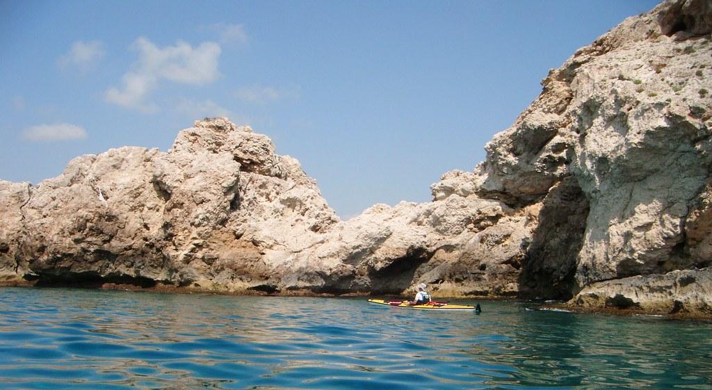 Cabo de Gata en kayak 636