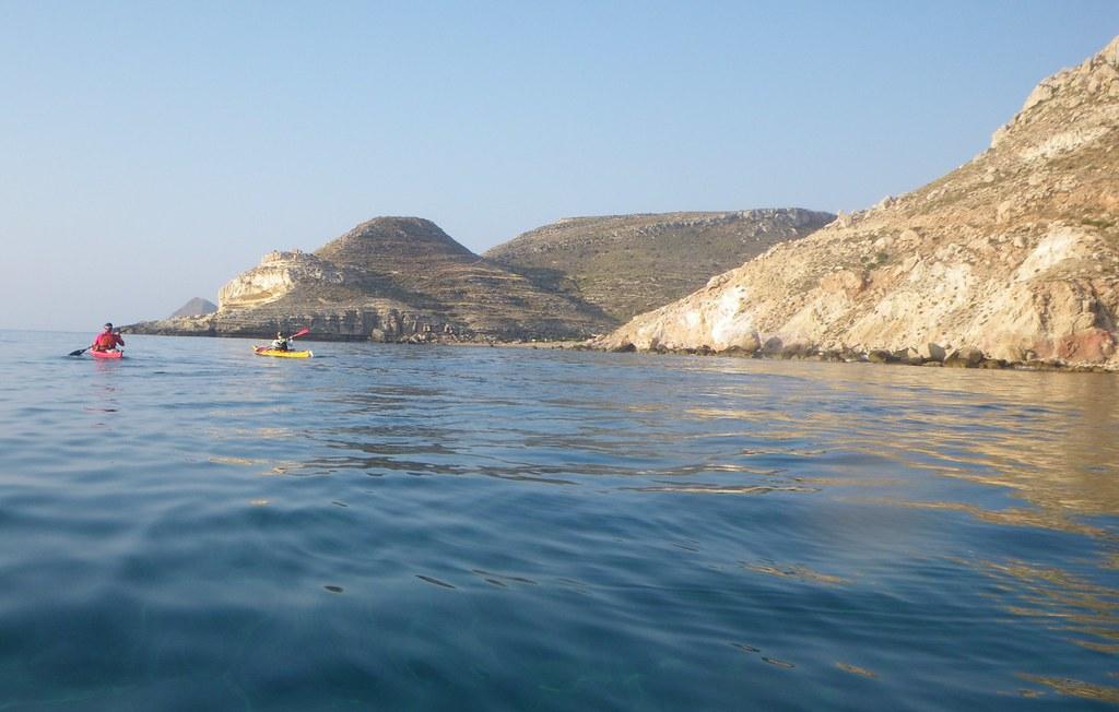 Cabo de Gata en kayak 283