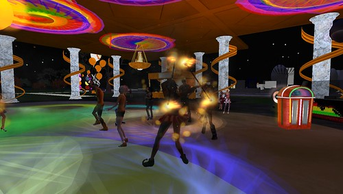 party people at SL7B