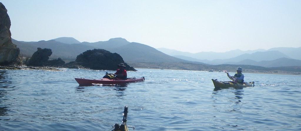 Cabo de Gata en kayak 433