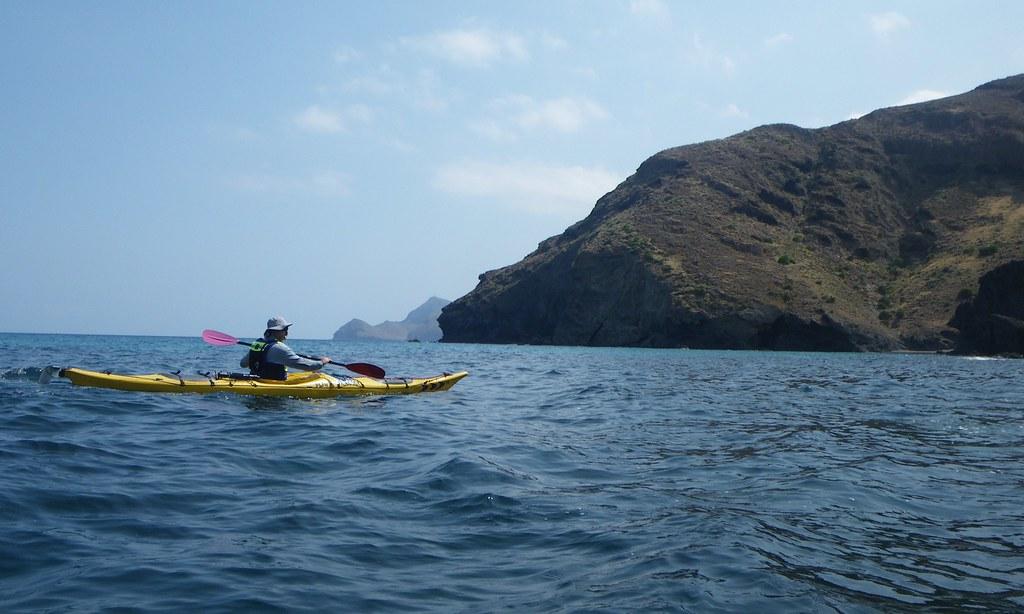 Cabo de Gata en kayak 211