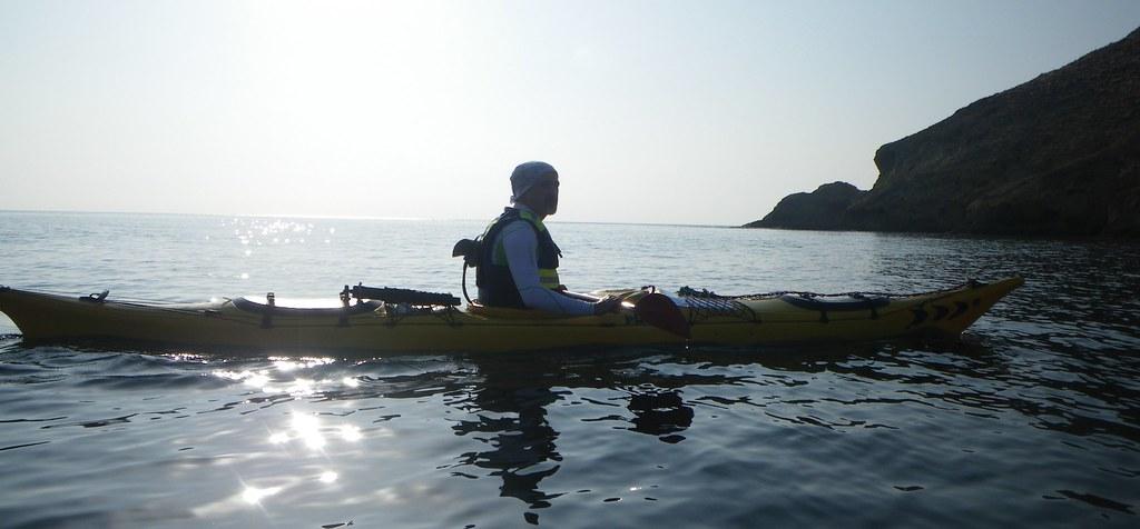 Cabo de Gata en kayak 324
