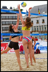 BeachVolley@StNiklaas2010 109 (Danny ZELCK) Tags: beach volley 2010 beachvolley sintniklaas belgisch kampioenschap beachvolleystniklaas2010