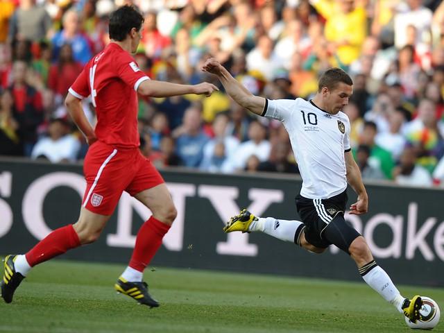 Thumb Octavos de Final: Alemania 4 Inglaterra 1