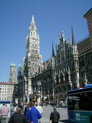 Marienplatz Munich Germany