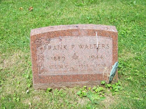 Frank P. Walters