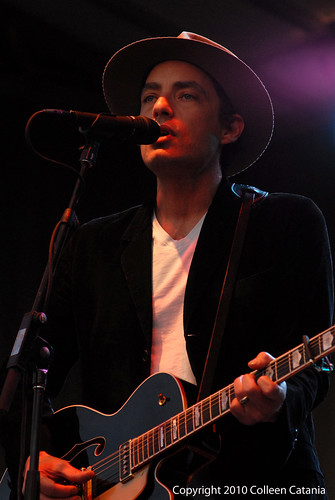 Jakob Dylan by Colleen Catania