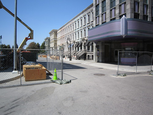 June 21, 2010 - Universal Studios Hollywood Park Update