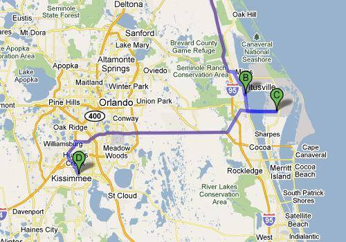 Day 08 Stop 5 - Kissimmee, FL