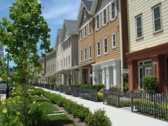 walkable, mixed-use in Hercules, CA (by: Greenbelt Alliance, creative commons license)