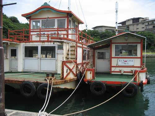 福山 鞆の浦 平成いろは丸、龍馬の乗った船で、仙酔島へ16