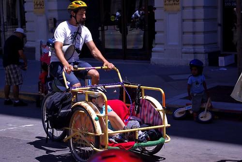 I Trike Oakland