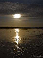 Silver Sands (Pete Marsden) Tags: uk seascape water liverpool mersey crosby