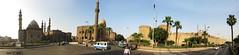 Sultan Hassan, Al Rifai and Al Mahmoudia Mosques and Citadel of Salah El.Din / Cairo / Egypt - 17 04 2010 (Ahmed Al.Badawy) Tags: sultanhassan alrifaiandalmahmoudiamosquesandcitadelofsalaheldincairoegypt17042010hutectshotsahmedalbadawyislamicarchitecture