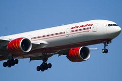 VT-ALJ - 36308 - Air India - Boeing 777-337ER - 100617 - Heathrow - Steven Gray - IMG_4120