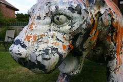 Tiger before it's repaint