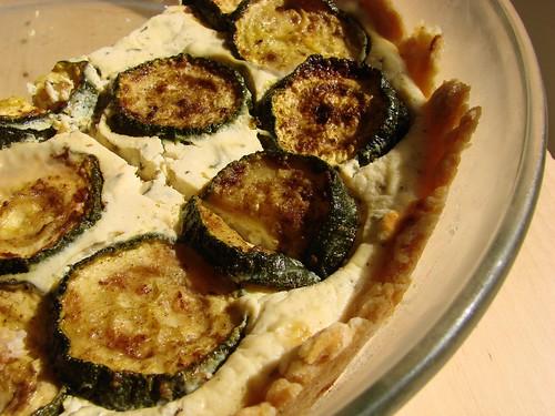 Zucchini Tart [Day 178/365]