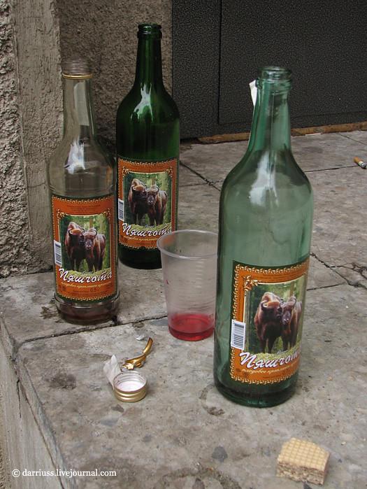 собрал коллекцию брендов (извините) плодово-ягодных вин, производимых у...